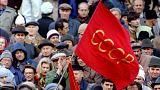Sovyetler Birliği'nin dağılmasının 25. yıldönümü