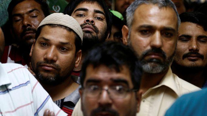 Trinta mil trabalhadores estrangeiros sem salários na Arábia Saudita
