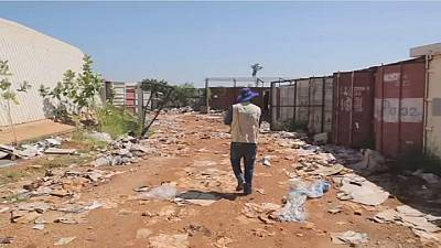 World Food Programme loses millions in Juba break-in