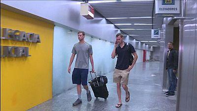 JO 2016 : des nageurs américains retenus à Rio par la justice