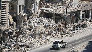 Russland erklärt sich zu wöchentlichen Feuerpausen in Aleppo bereit