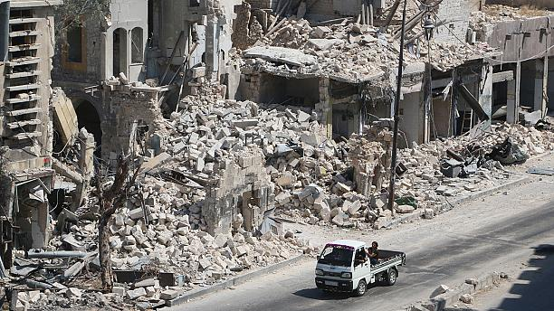 Russia signs on to 48-hour Aleppo ceasefire for aid deliveries