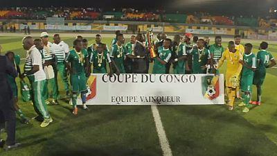 Football : cinquième coupe du Congo pour AC Léopards de Dolisie