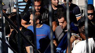 В Греции решают, дать ли убежище беглым турецким военным