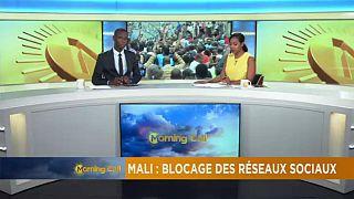 Mali : Blocage des réseaux sociaux [The Morning Call]