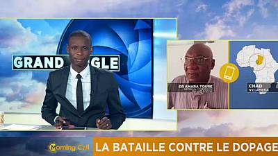 La lutte anti-dopage en Afrique [The Morning Call]
