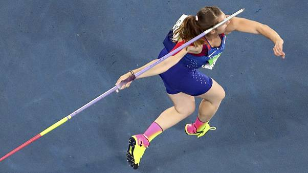 Croatian Sara Kolak wins Olympic javelin final