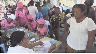RDC : la campagne de vaccination contre la fièvre jaune s'étend dans la capitale