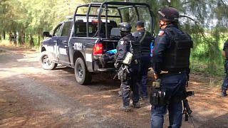 Emberi jogokat sértett a mexikói rendőrség a kartellháborúban
