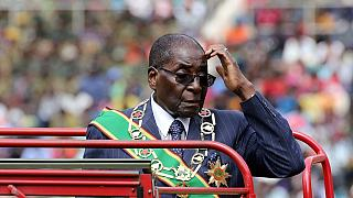 Mugabe 'forced' to cancel liberation lecture and award event in Ghana