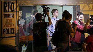 Fausse agression à Rio : Jimmi Feigen paye pour quitter le Brésil