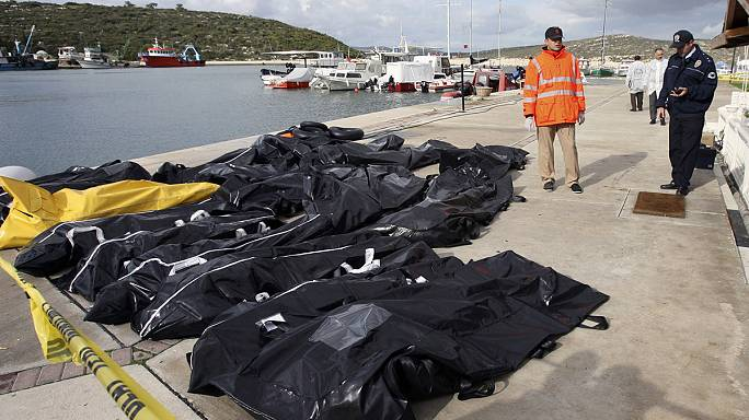 La difficile identification des migrants morts sans nom
