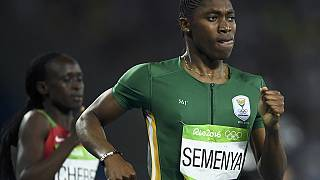 South Africans unite to rally behind star runner Caster Semenya