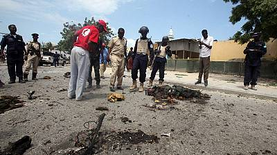 At least one dead in Somali car bomb