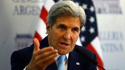 Boko Haram, al-Shabab tops agenda as US secretary of state visits Africa