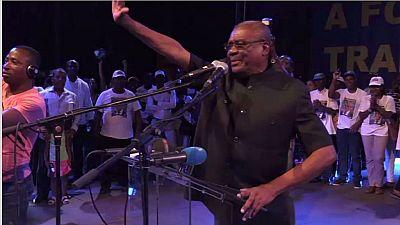 Sao Tomé: Évaristo Carvalho, le candidat du Premier ministre, élu président (officiel)