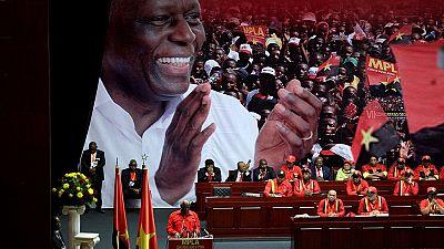 Présidentielle angolaise : Eduardo dos Santos choisi comme candidat par le MPLA