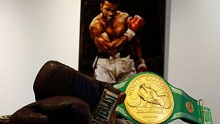Items from Muhammad Ali's life to be auctioned