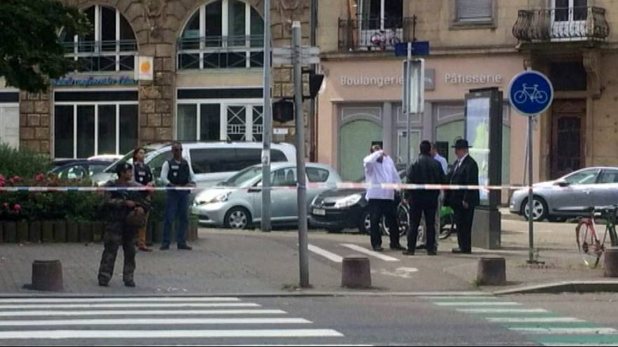 France: Jewish man stabbed by 'mentally unstable' attacker in Strasbourg