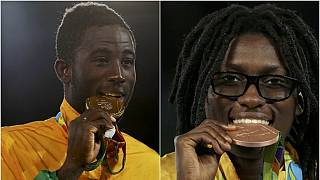 Ivory Coast wins their first ever Olympic gold medal