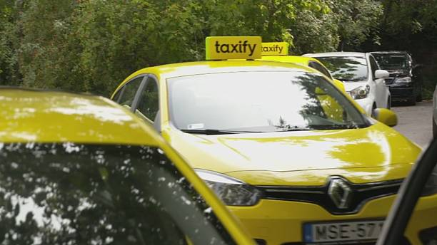 Taxify steals Uber's place on the rank in Budapest