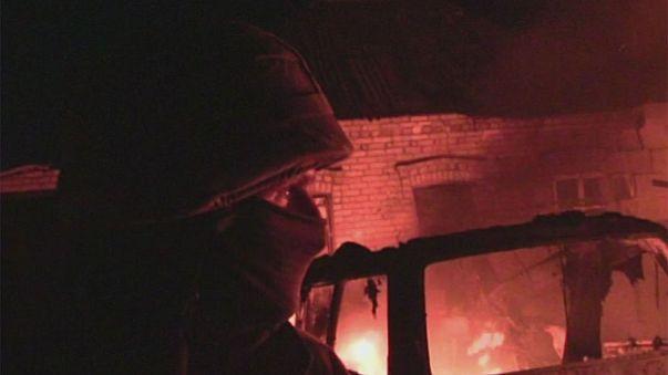 Angeblich zwei Tote bei Angriff pro-russischer Separatisten in der Ostukraine