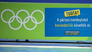 Hungary's Olympic spirit turns sour
