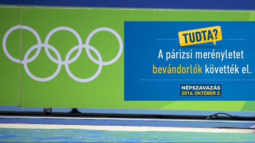 Hungary's Olympic spirit turns sour
