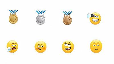 Skype offers new range of emojis: Olympic medals, selfie and others