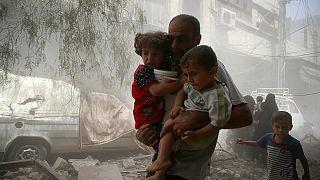 La guerra siria sufre una escalada con la intervención de Turquía