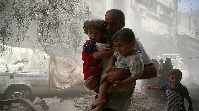 Турция: Башар Асад может играть роль в переходный период