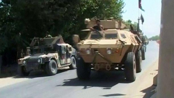 Afghan army retakes key Kunduz district after brief Taliban foray