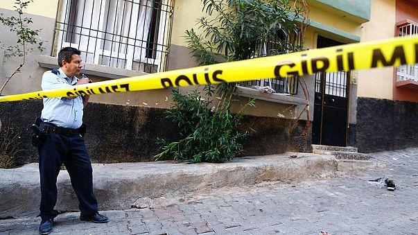 '30 dead' as bomb hits Kurdish wedding in southern Turkey
