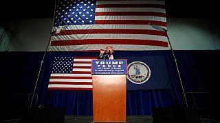 Etats-Unis: Trump tente de séduire l'électorat afro-américain