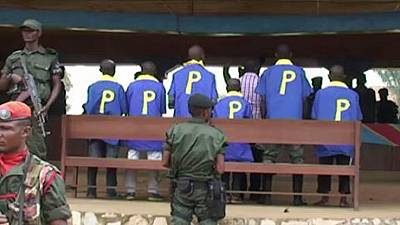 Trial of Beni massacre suspects begins in DR Congo