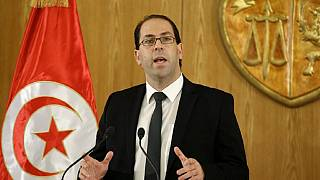 Tunisian PM unveils new cabinet line- up