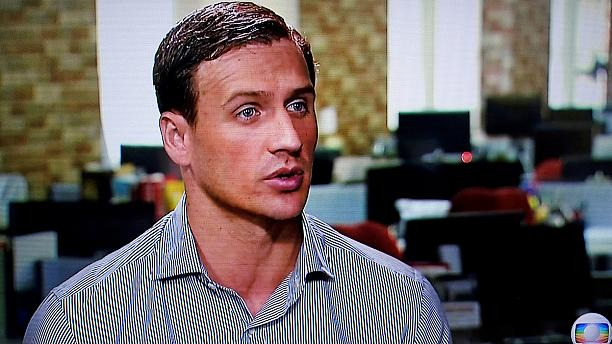Lochte apologises but insists he did not lie