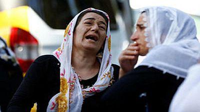 Attentat à la bombe à Gaziantep, au sud de la Turquie
