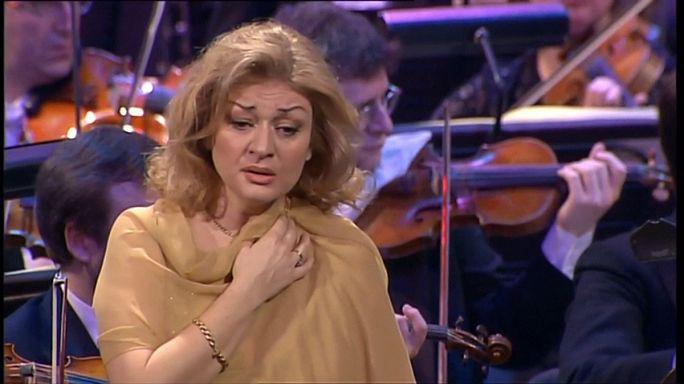 مغنية السوبرانو الايطالية دانيلا ديسي تفارق الحياة