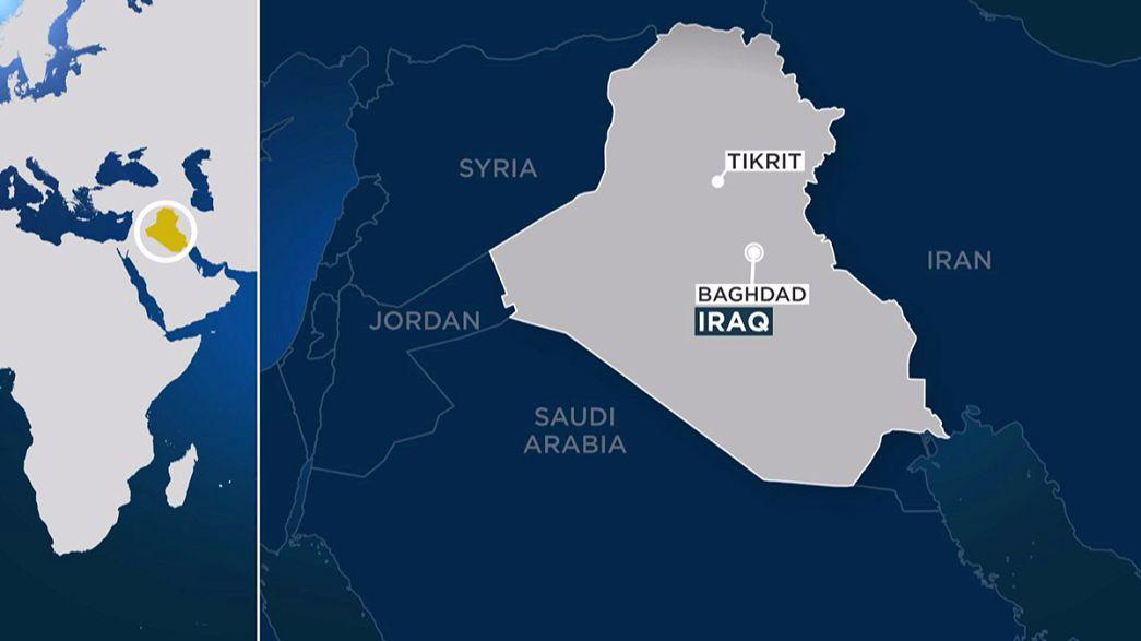 Ирак: казнь признанных виновными в массовом убийстве солдат