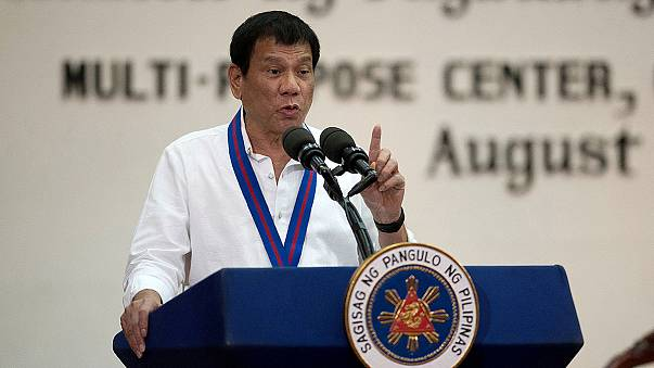 Philippine president threatens to quit UN over 'stupid' criticism of drug war