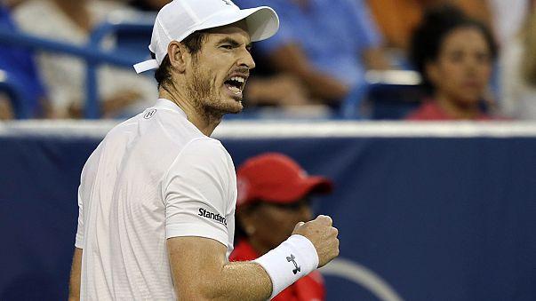 Στον τελικό του τουρνουά τένις του Σινσινάτι ο Άντι Μάρεϊ