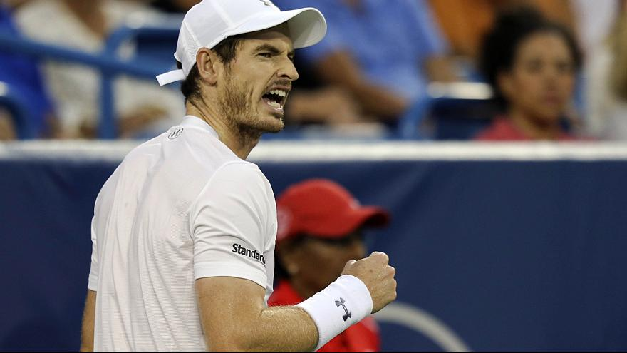 Murray y Cilic, a la final de Masters 1000 de Cincinnati