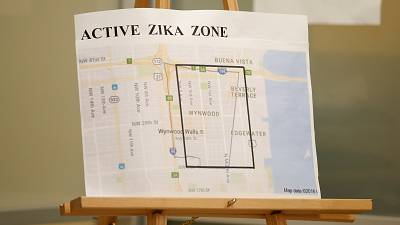 USA : le virus Zika se répand à Miami en Floride