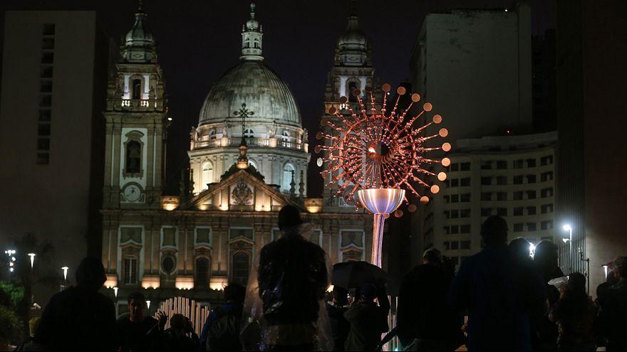 أولمبياد ريو.. حدث عاملي اخفى قليلا مشكلات المدينة وأزماتها