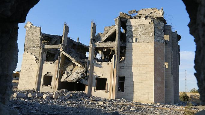 Többfrontos harc Szíriában
