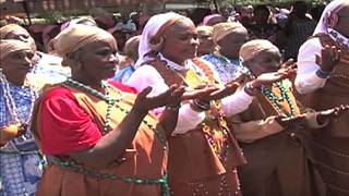 Religion meets culture as Kenyan nun traditionally 'marries' church