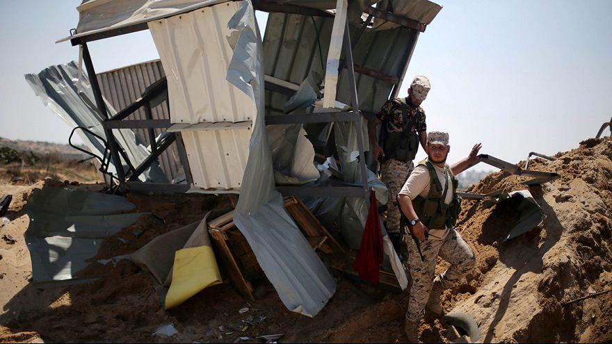 Un cohete palestino y un bombardeo israelí reavivan la tensión en la franja de Gaza