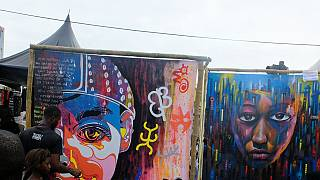 The Chale Wote Street Art Festival ['This is Culture' on The Morning Call]