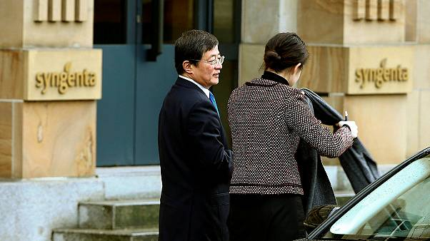 لجنة أمريكية توافق على استحواذ كيم تشاينا الصينية على سينجنتا السويسرية